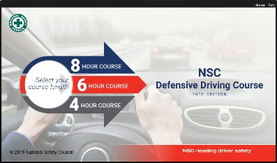 Defensive Driving Course 10th edition