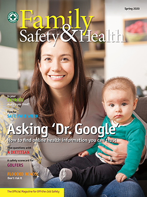 Family Safety & Health -- Spring 2020