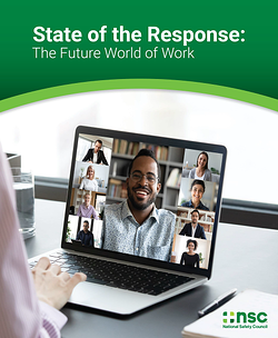 State of the Response: The Future World of Work